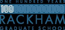 Rackham Centennial Logo